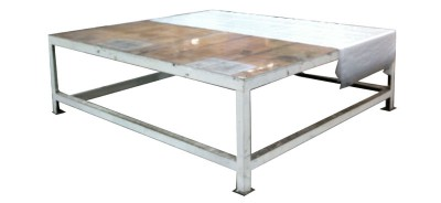 Steel-Working-Table